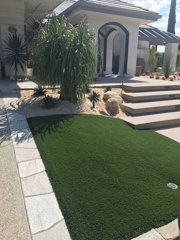 Artificial Turf Services Company San Diego, Synthetic Grass Installation For Property Value Increase