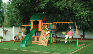 Playground Safety Surfacing Contractor in San Diego, Synthetic Grass Playground Company