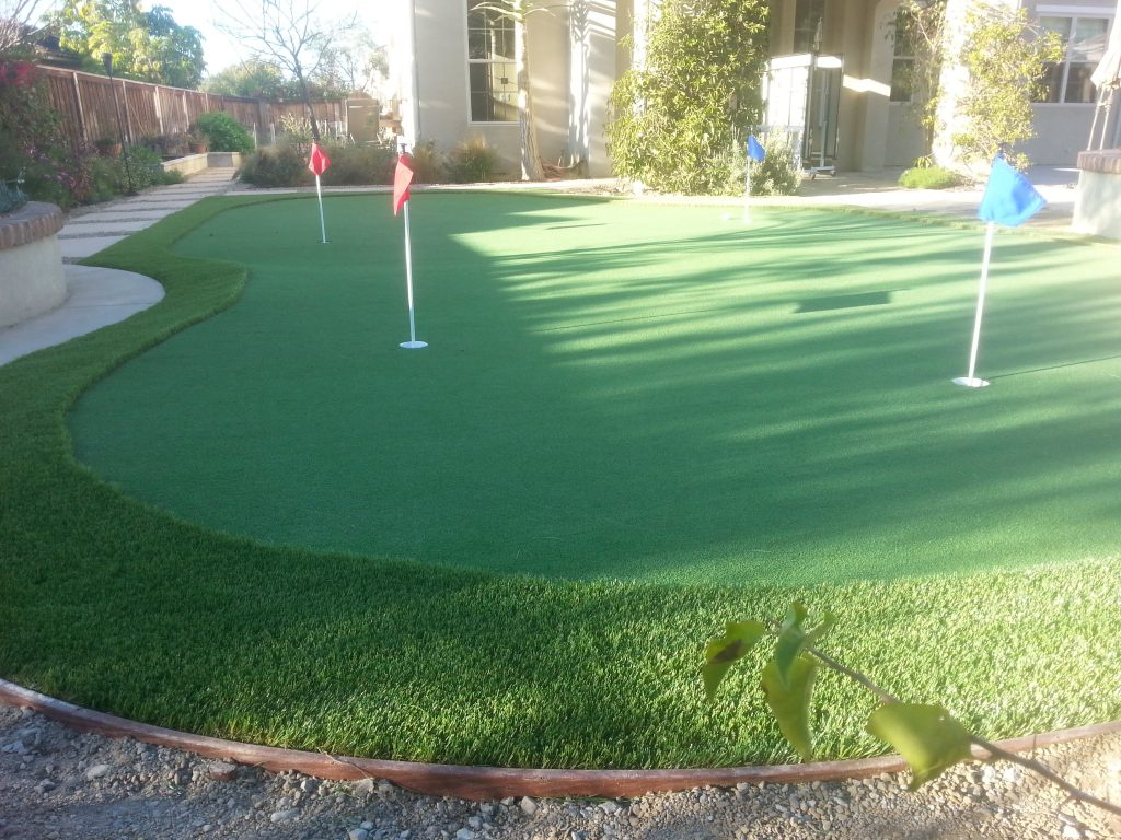 Golf Putting Green Installation Coronado, Putting Greens Installation Contractor