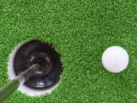 Artificial Turf Golf Greens Installation in San Diego, Putting Greens Turf Company