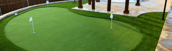 ▷🥇Backyard Putting Green in San Diego