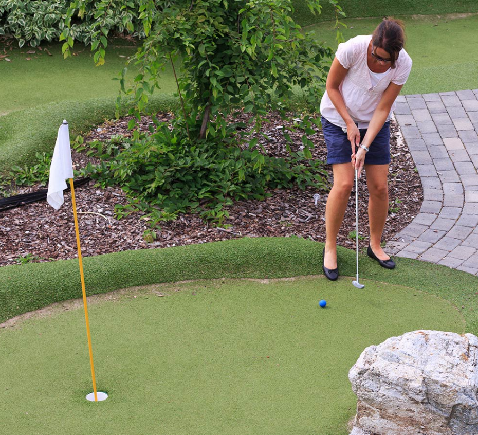Create a Winning Golf Course by Installing Artificial Grass San Diego