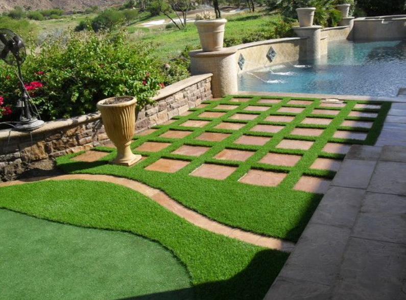 Best Artificial Grass For Contemporary Landscapes San Diego