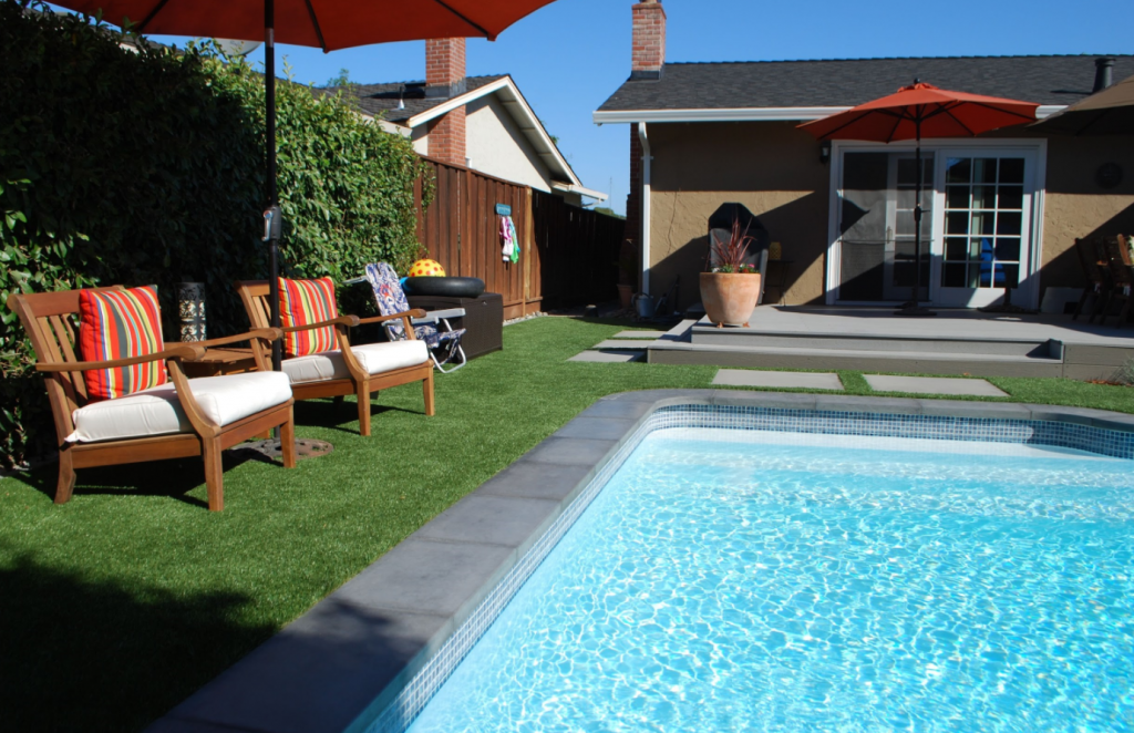 Make Your Pool Area Safer With Artificial Turf San Diego