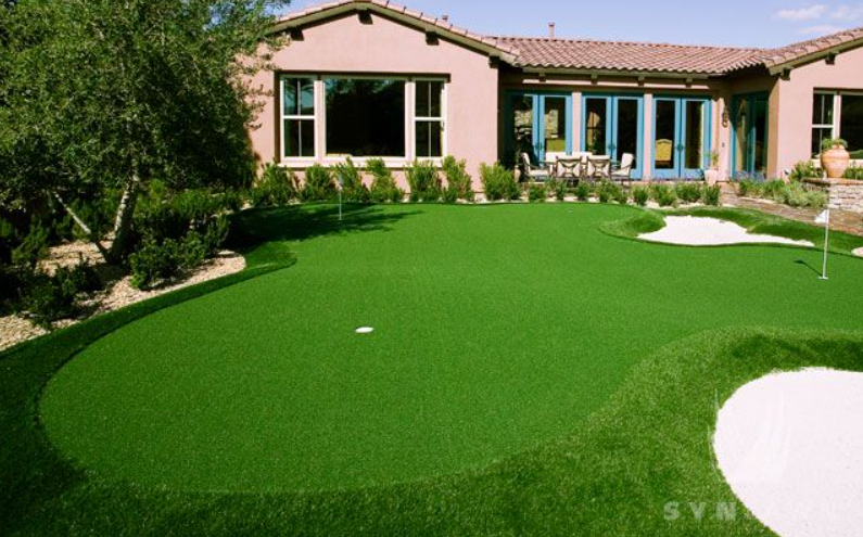 Private Golf Paradise With The Best Artificial Grass In San Diego