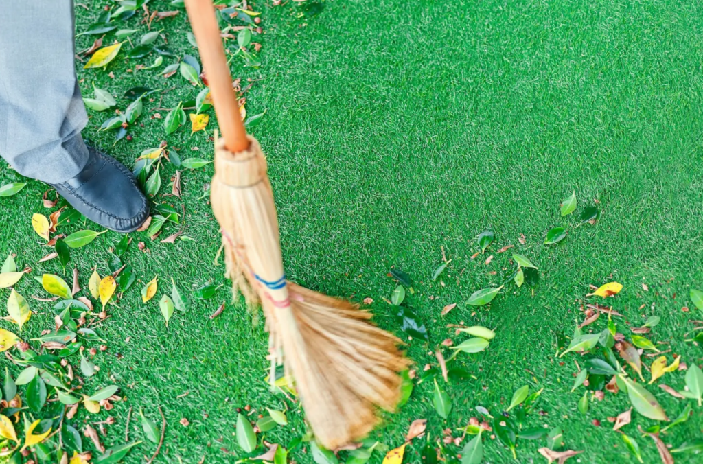 How to Maintain Your Artificial Grass In The Fall