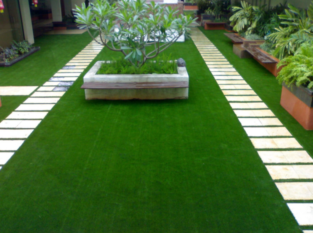 What Are The Different Types Of Artificial Grass San Diego