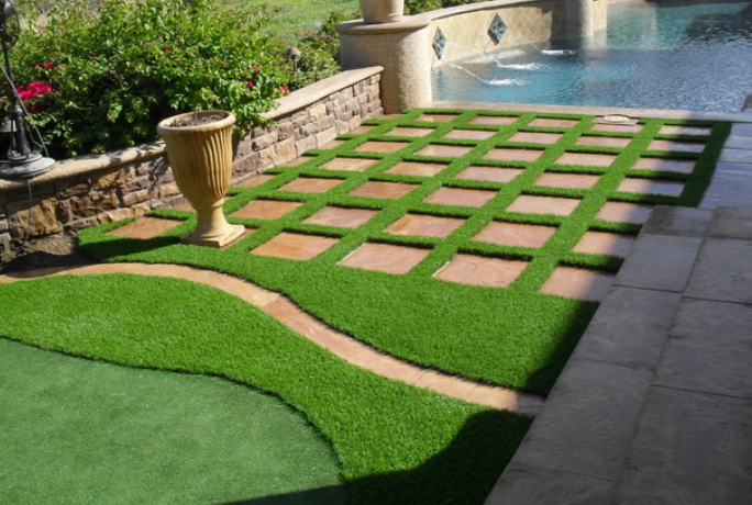 Creative Ways To Spruce Up Your Landscape With Artificial Grass In San Diego