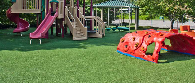 Artificial Grass For Playgrounds In San Diego