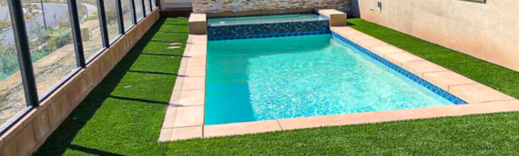 ▷The Benefits Of Artificial Pool Turf In San Diego