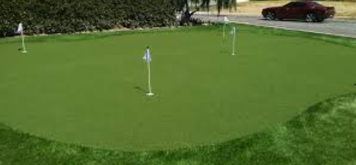 Get Your Own Backyard Putting Green In San Diego